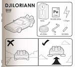 DeLorean DMC-12, la macchina del tempo in vendita... All' IKEA!!!